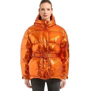 IENKI IENKI Michlin Copper Foil Puffer Jacket Down